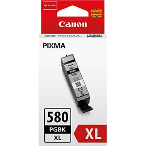 Tinte - Canon - schwarz - PGI-580XL PGBK - original CANON 2024C001