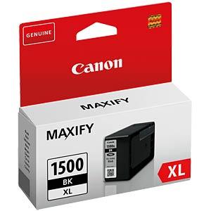 Tinte - Canon - schwarz - PGI1500XL - original CANON 9182B001