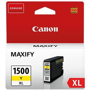Tinte, gelb - PGI1500XL - original CANON 9195B001