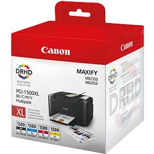 Tinte - Canon - Multipack - PGI1500XL - original CANON 9182B004