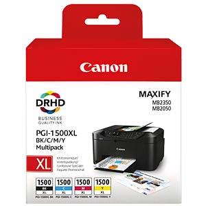 Tinte, Multipack - PGI1500XL - original CANON 9182B004