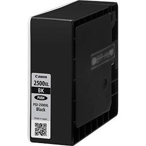 Tinte, schwarz - PGI2500XL - original CANON 9254B001