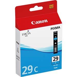 Tinte - Canon - cyan - PGI-29 - original CANON 4873B001