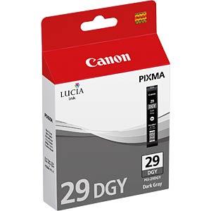 Tinte - Canon - dunkelgrau - PGI-29 - original CANON 4870B001