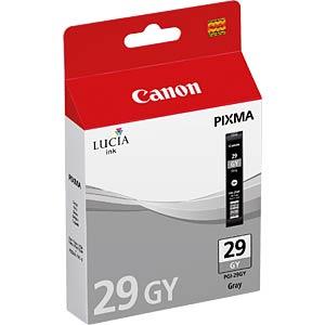 Tinte, grau - PGI-29 - original CANON 4871B001