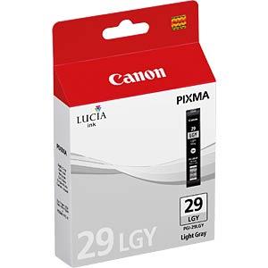 Tinte - Canon - hellgrau - PGI-29 - original CANON 4872B001