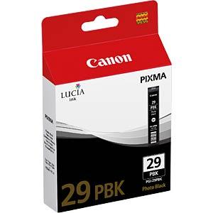 Tinte - Canon - photoschwarz - PGI-29 - original CANON 4869B001