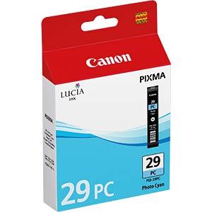 Tinte, photocyan - PGI-29 - original CANON 4876B001