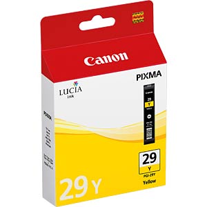 Tinte - Canon - gelb - PGI-29 - original CANON 4875B001