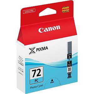 Tinte - Canon - photocyan - PGI-72 - original CANON 6407B001