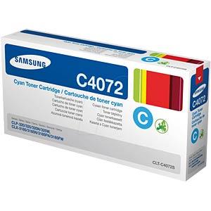 Toner - Samsung - cyan - C4072S - original SAMSUNG CLT-C4072S/ELS