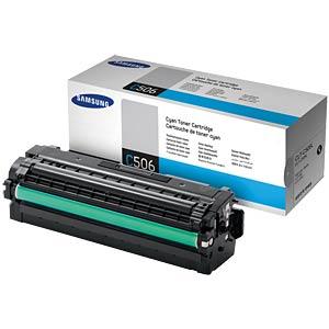 Toner - Samsung - cyan - C506L - original SAMSUNG CLT-C506L/ELS