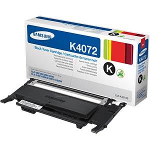 Black toner for SAMSUNG CLP-320 SAMSUNG CLT-K4072S/ELS