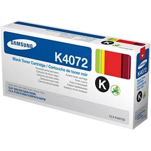Toner - Samsung - schwarz - K4072S - original SAMSUNG CLT-K4072S/ELS