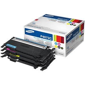 Toner - Samsung - Multipack - P4072C - original SAMSUNG CLT-P4072C/ELS