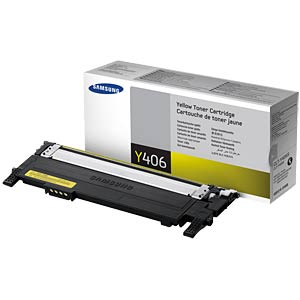 Toner for SAMSUNG CLP-365…, yellow SAMSUNG CLT-Y406S/ELS
