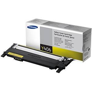 Toner - Samsung - gelb - Y406S - original SAMSUNG CLT-Y406S/ELS