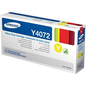 Toner - Samsung - gelb - Y4072S - original SAMSUNG CLT-Y4072S/ELS