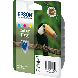 5-colour: Epson Stylus Photo 1270/1290 EPSON C13T00940110