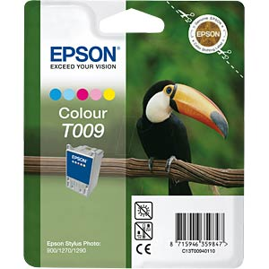 Tinte - Epson - 5-farbig - T0094 - original EPSON C13T00940110