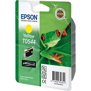 Yellow: Epson Stylus Photo R800/R1800 EPSON C13T05444010