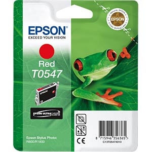 Red: Epson Stylus Photo R800/R1800 EPSON C13T05474010