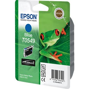 Blue: Epson Stylus Photo R800/R1800 EPSON C13T05494010