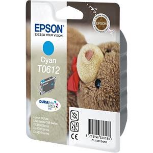 Tinte - Epson - cyan - T0612 - original EPSON C13T06124010