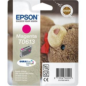 Tinte - Epson - magenta - T0613 - original EPSON C13T06134010