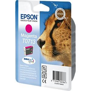 Tinte - Epson - magenta - T0713 - original EPSON C13T07134011