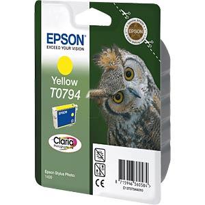 Tinte - Epson - gelb - T0794 - original EPSON C13T07944010