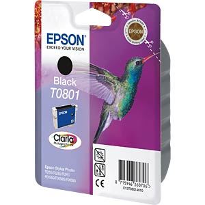 Black: Epson Stylus Photo R265/R360 EPSON C13T08014011