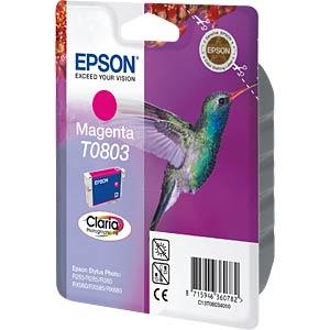 Tinte - Epson - magenta - T0803 - original EPSON C13T08034011