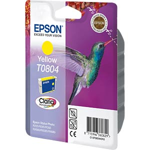 Yellow: Epson Stylus Photo R265/R360 EPSON C13T08044011