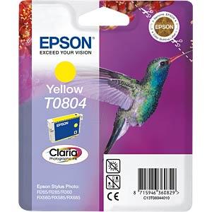 Tinte - Epson - gelb - T0804 - original EPSON C13T08044011