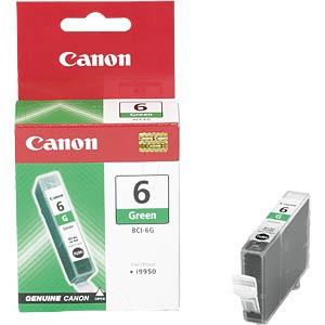 Tinte, grün - BCI-6 - original CANON 9473A002
