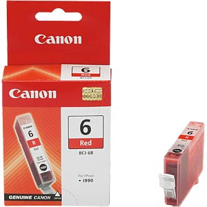 Tinte - Canon - rot - BCI-6 - original CANON 8891A002