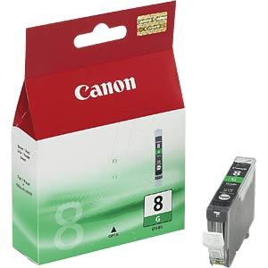 Tinte, grün - CLI-8 - original CANON 0627B001
