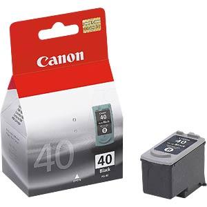Tinte - Canon - schwarz - PG-40 - original CANON 0615B001