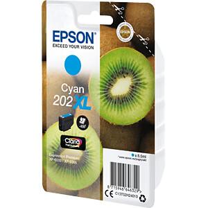 Tinte - Epson - cyan - 202XL - original EPSON C13T02H24010