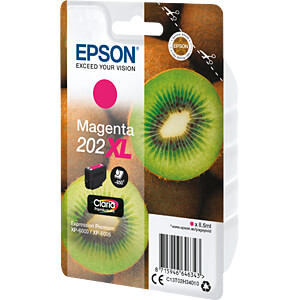 Tinte - Epson - magenta - 202XL - original EPSON C13T02H34010