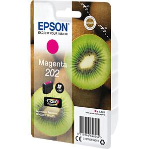 Tinte - Epson - magenta - 202 - original EPSON C13T02F34010