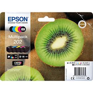 Tinte - Epson - 5-farbig - 202 - original EPSON C13T02E74010