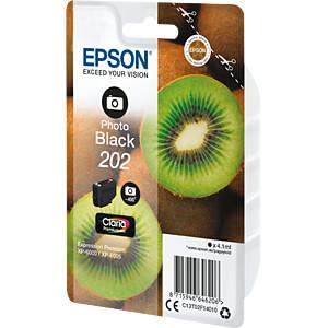 Tinte - Epson - photoschwarz - 202 - original EPSON C13T02F14010
