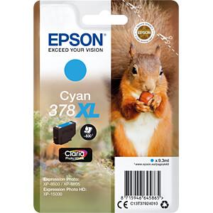 Tinte - Epson - cyan - 378XL - original EPSON C13T37924010