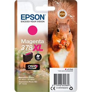 Tinte - Epson - magenta - 378XL - original EPSON C13T37934010