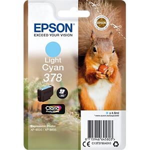 Tinte - Epson - hellcyan - 378 - original EPSON C13T37854010