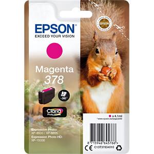 Tinte - Epson - magenta - 378 - original EPSON C13T37834010