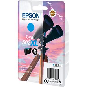 Tinte - Epson - cyan - 502XL - original EPSON C13T02W24010