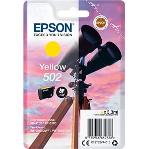 TINTE T02V4 - Tinte - Epson - gelb - 502 - original